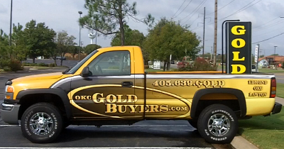 gold buyers truck