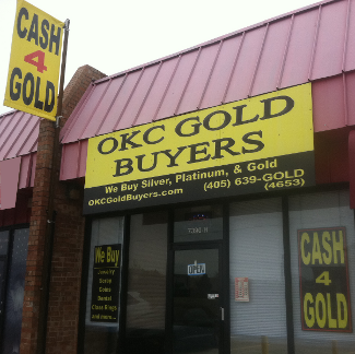 okc gold buyers office